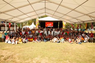 International Shalom Acamps Summer Festival in Hungary